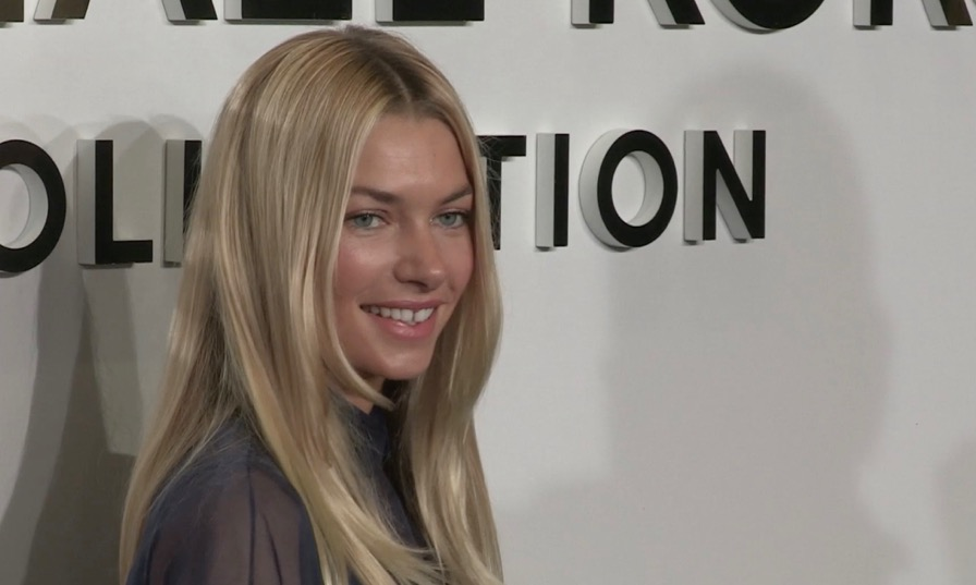 Jessica Hart, Cameron Dallas and more at Michael Kors Fashion Show