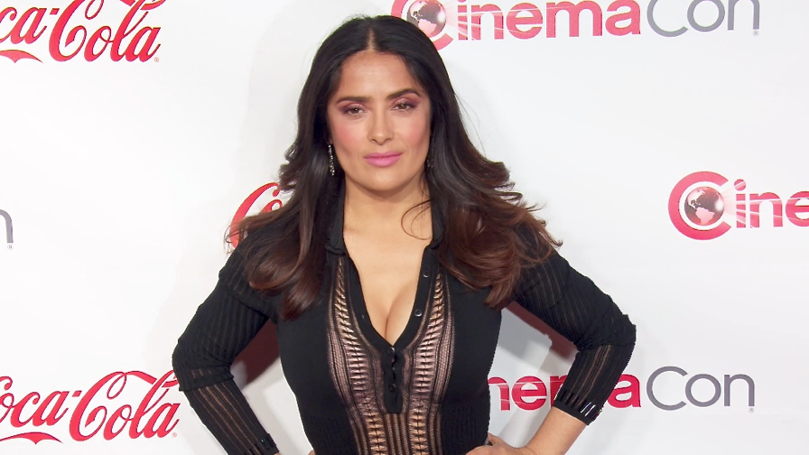 FRANCE ONLY - Salma Hayek, Naomi Watts and more at CinemaCon Big Screen Achievement Awards 2017