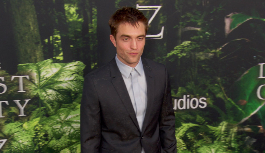 FRANCE ONLY - Robert Pattinson at The Lost City of Z Premiere