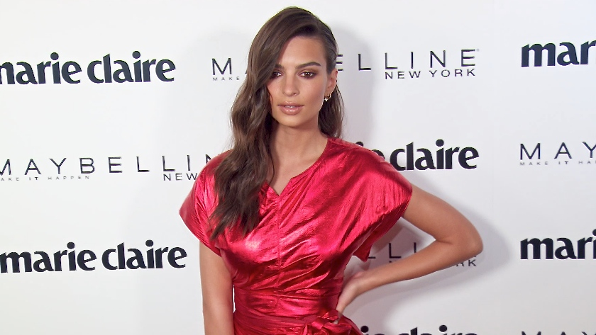 FRANCE ONLY - Emily Ratajkowski, Dove Cameron, Zoey Deutch and more at Marie Claire Fresh Faces Part