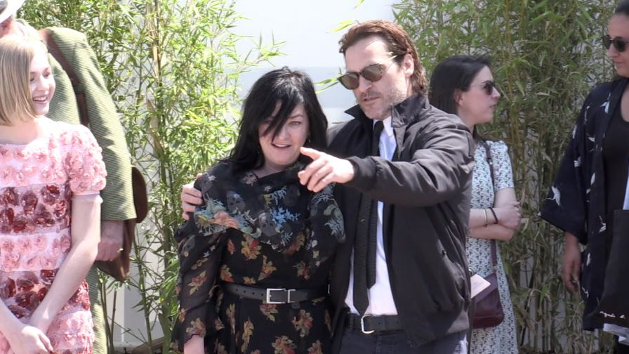 Joaquin Phoenix, Director Lynne Ramsay and more at the Cannes Film Festival 2017