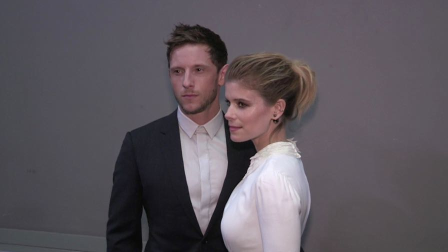 Jamie Bell, Kate Mara, Noomi Rapace and more front row for the Dior Homme Menswear show
