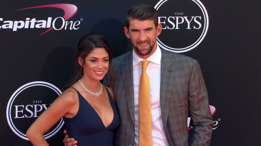 FRANCE ONLY - Michael Phelps, Lindsey Vonn, Patrick Schwarzenegger and more at  ESPY Awards 2017