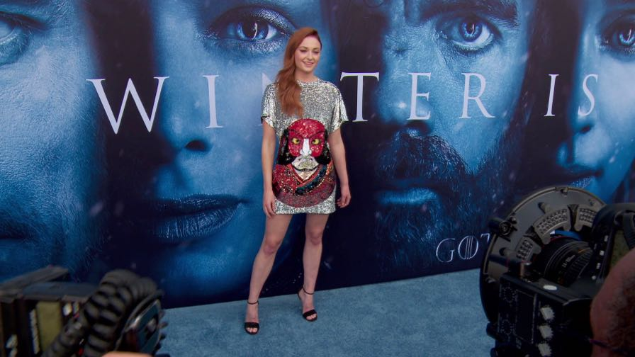 FRANCE ONLY - Game of Thrones Season 7 Premiere in Los Angeles