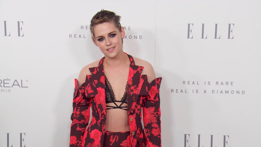 FRANCE ONLY - Jennifer Lawrence, Kristen Stewart and more at Elle Women in Hollywood 2017
