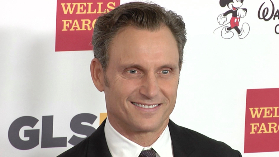 Tony Goldwyn at GLSEN Respect Awards 2017