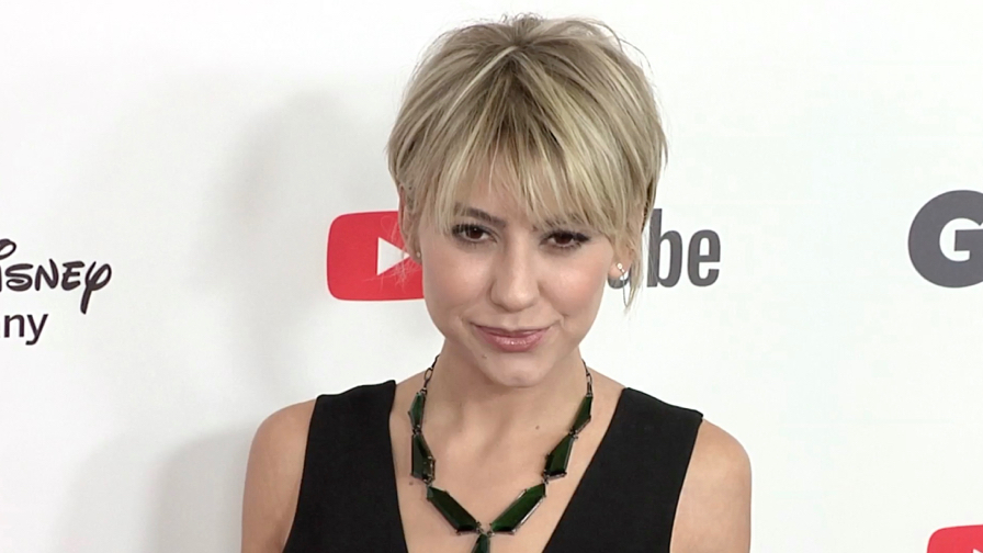 Chelsea Kane at GLSEN Respect Awards 2017