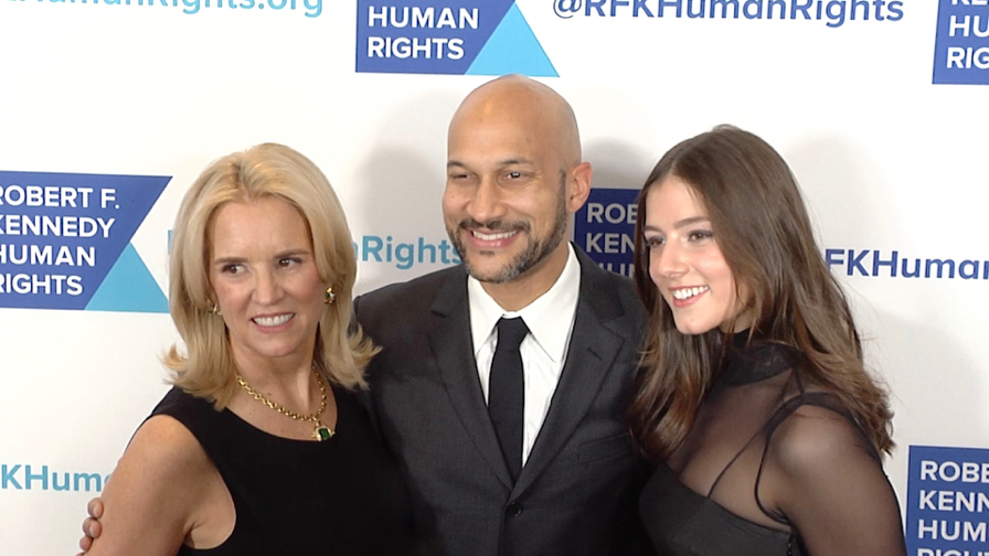 Mary Kerry Kennedy and more at Ripple Of Hope Awards Dinner