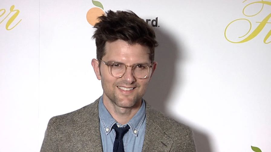 Adam Scott and more on the red carpet for the Premiere Of The Orchard s Flower
