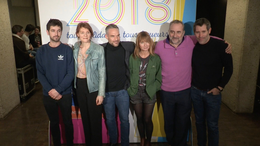 Jury of the Short movie Festival at the 100th anniversary of La Ligue Contre le Cancer