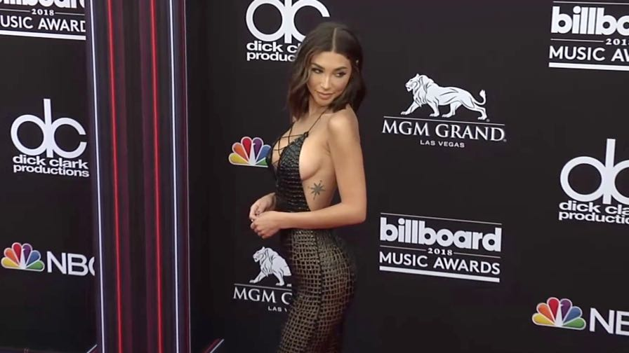 Chantel Jeffries, Chrissy Metz and more on the red carpet for the 2018 Billboard Music Awards