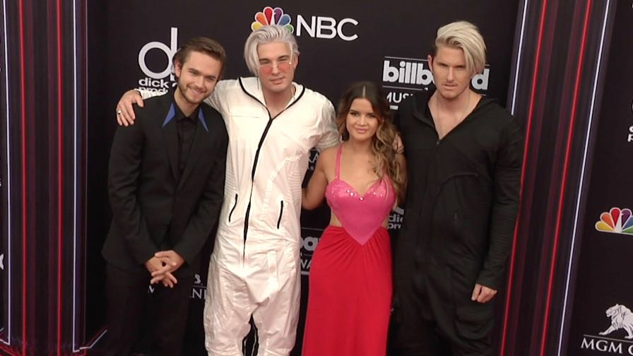 Justine Skye and more on the red carpet for the 2018 Billboard Music Awards