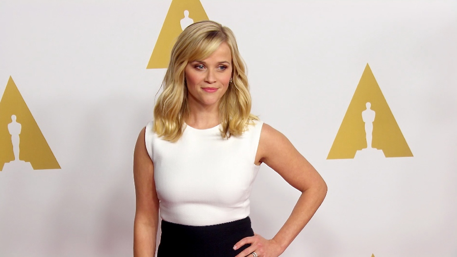 FRANCE ONLY - Reese Witherspoon, Oprah Winfrey, Bradley Cooper and more at Academy Awards Nominees L